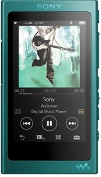 SONYWALKMAN(ウォークマン) NW-A35 16GB ビリジアンブルー