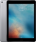 Apple au 【SIMロック解除済み】 iPad Pro 9.7インチ Cellular 256GB スペースグレイ MLQ62J/A