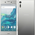 SONY SoftBank Xperia XZ 601SO プラチナ