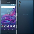 SONY SoftBank Xperia XZ 601SO フォレストブルー