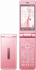SHARPdocomo AQUOS ケータイ SH-01J Pink