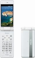 Panasonicdocomo P-smart ケータイ P-01J ホワイト