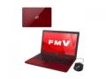 Fujitsu LIFEBOOK AH AH45/A3 FMVA45A3R ルビーレッド