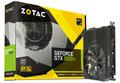 ZOTAC GeForce GTX 1050 Ti 4GB Mini(ZT-P10510A-10L)GTX1050Ti/4GB(GDDR5)/PCI-E