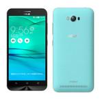 ASUSBIGLOBE ZenFone Max 16GB アクアブルー (国内版SIMロックフリー) ZC550KL-BL16
