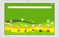 LG電子au Qua tab PZ LGT32 ホワイト