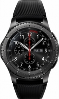 SAMSUNG Galaxy Gear S3 frontier Space Gray SM-R760NDAAXJP