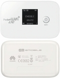HuaweiEMOBILE GL04P Pocket WiFi LTE ホワイト