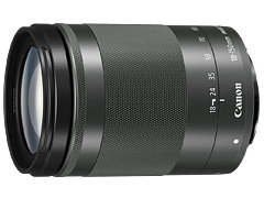 CanonEF-M 18-150mm F3.5-6.3 IS STM (グラファイト)