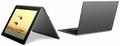 Lenovo YOGA BOOK LTE対応モデル ZA0W0179JP ガンメタルグレー