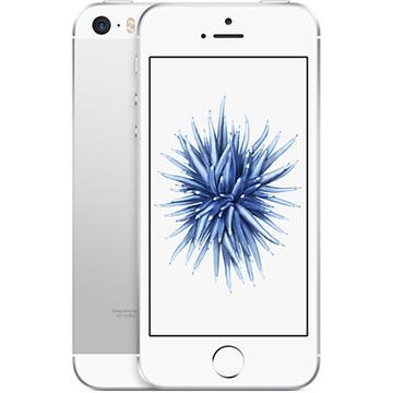 AppleSoftBank 【SIMロックあり】 iPhone SE 128GB シルバー MP872J/A