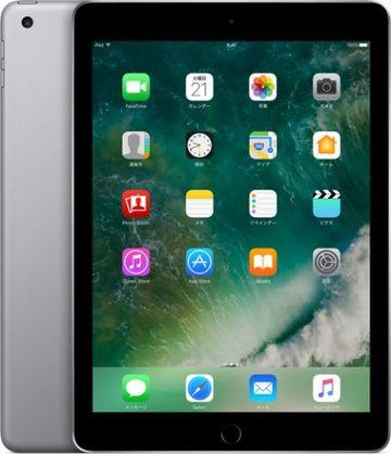 iPad(第5世代/2017) Wi-Fiモデル 128GB スペースグレイ MP2H2J/A