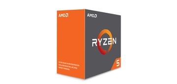 AMDRyzen 5 1600X(3.6GHz/TC:4GHz) BOX AM4/6C/12T/L3 16MB/TDP95W