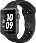 Apple Apple Watch Series2 Nike+ 42mmスペースグレイアルミニウム/アンスラサイトブラックNikeスポーツバンド