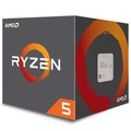AMD Ryzen 5 1600(3.2GHz/TC:3.6GHz) BOX AM4/6C/12T/L3 16MB/TDP65W