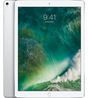 au iPad Pro 12.9インチ(第2世代) Cellular 512GB シルバー MPLK2J/A