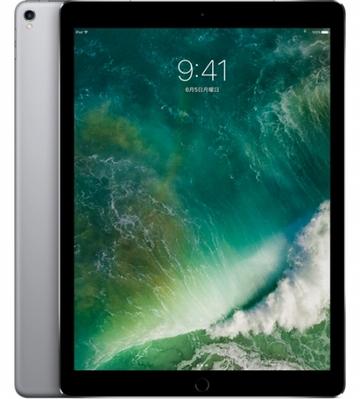 AppleSoftBank iPad Pro 12.9インチ(第2世代) Cellular 64GB スペースグレイ MQED2J/A