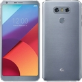 LG電子LG G6 Dual SIM LG-H870DS 64GB Platinum(海外携帯)