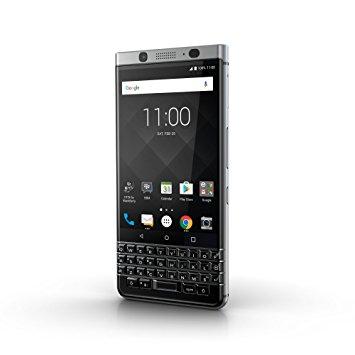 BlackBerryKEYone BBB100-6 PRD-63763-001 3GB/32GB Silver(国内モデル)