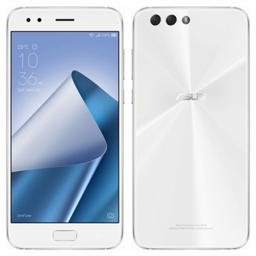 ASUS 海外版 【SIMフリー】 ZenFone 4 (2017) 6GB 64GB Moonlight White ZE554KL