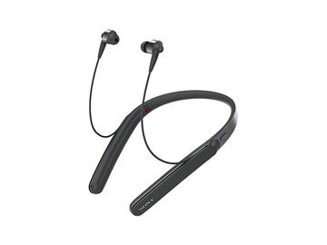 SONYワイヤレスノイズキャンセリングステレオヘッドセット WI-1000X (B) ブラック