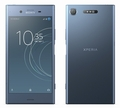 SONY Xperia XZ1 Dual SIM G8342 64GB Moonlit Blue(海外携帯)