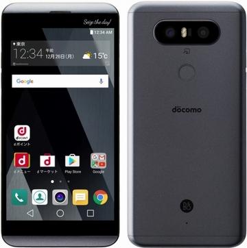 LG電子docomo 【SIMロック解除済み】 V20 PRO L-01J Titan