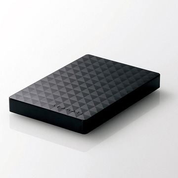 SeagateSGP-NY005UBK [ブラック] 500GB外付ポータブル型 USB3.0