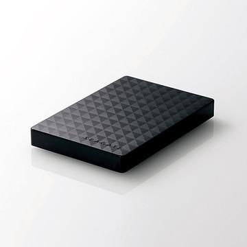 SeagateSGP-NY020UBK [ブラック] 2TB外付ポータブル型 USB3.0