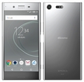SONY docomo 【SIMロック解除済み】 Xperia XZ Premium SO-04J Luminous Chrome
