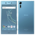 SONY docomo 【SIMロック解除済み】 Xperia XZs SO-03J Ice Blue