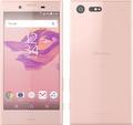 SONYdocomo 【SIMロック解除済み】 Xperia X Compact SO-02J Soft Pink