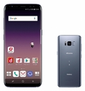 SAMSUNG docomo 【SIMロック解除済み】 GALAXY S8 SC-02J Orchid Gray