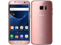 SAMSUNG au 【SIMロック解除済み】 GALAXY S7 edge SCV33 Pink Gold