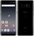 SAMSUNGdocomo GALAXY Note 8 SC-01K Midnight Black