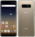 SAMSUNG docomo GALAXY Note 8 SC-01K Maple Gold