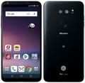 LG電子 docomo 【SIMロック解除済み】 V30+ L-01K Aurora Black