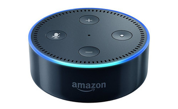 AmazonEcho Dot(第2世代/2017年発売モデル) ブラック