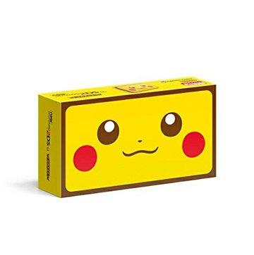 NintendoNewニンテンドー2DS LL ピカチュウエディション JAN-S-CBAA