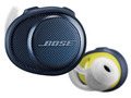 BOSE SoundSport Free wireless headphones ミッドナイトブルー