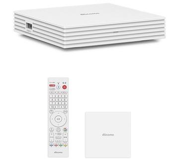 Huaweiドコモテレビターミナル TT01 White