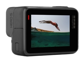 GoProGoPro HERO5 Black CHDHX-502