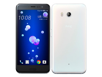 HTCSoftBank 【SIMロック解除済み】 HTC U11 601HT アイス ホワイト