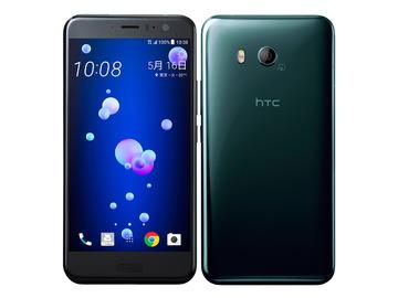 HTCSoftBank 【SIMロック解除済み】 HTC U11 601HT ブリリアント ブラック