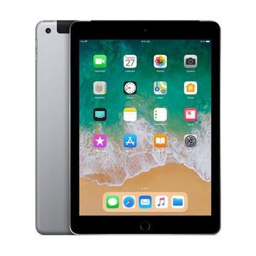 docomo iPad(第6世代/2018) Cellular 32GB スペースグレイ MR6N2J/A