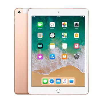 Appledocomo 【SIMロック解除済み】 iPad(第6世代/2018) Cellular 32GB ゴールド MRM02J/A