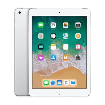 iPad(第6世代/2018) Cellular 32GB シルバー (国内版SIMロックフリー) MR6P2J/A