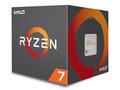 AMDRyzen 7 2700X(3.7GHz/TC:4.3GHz) BOX AM4/8C/16T/L3 16MB/TDP105W