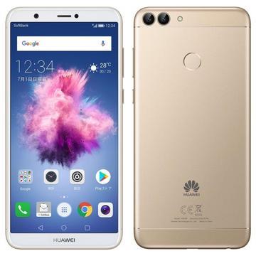 HuaweiSoftBank 【SIMロック解除済み】 HUAWEI nova lite 2 704HW ゴールド