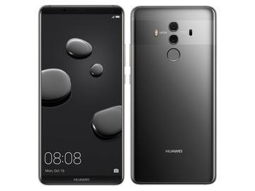 HuaweiSoftBank 【SIMロック解除済み】 HUAWEI Mate 10 Pro 703HW チタニウムグレー